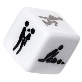"""Игральный кубик """"Позы страсти"""""""
